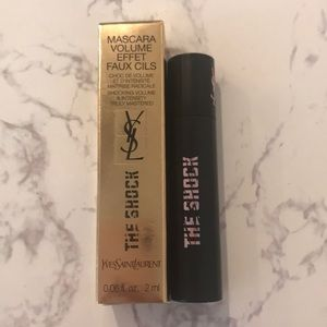 5 for $25 Yves Saint Laurent The Shock Mascara